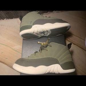 "Retro Jordan's ""Green"""